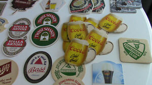 Beer Coasters, Lots of Variety, Old & New Kitchener / Waterloo Kitchener Area image 4