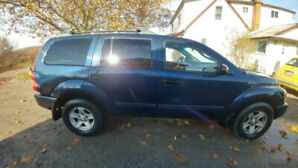 2004 Dodge Durango for sale, as is.