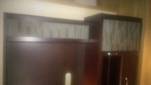 Priced for fast sale. Retails over 1000. Entertainment unit