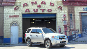 2012 Ford Escape XLT with No Accident History