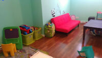 bilingual in home child care/ gardienne a domicile bilingue
