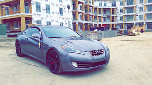 2010 Hyundai Genesis Coupe 3.8GT! Must see, only 53000 KM!