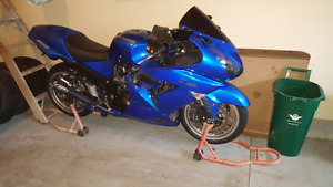 2007 ZX14r 12500kms $6000