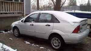 2002 ford focus London Ontario image 2