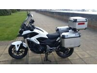 £4.950 Honda NC750 XA 750cc - Great Value!