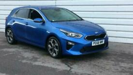 image for 2018 Kia Ceed 1.4T GDi ISG Blue Edition 5dr Hatchback petrol Manual