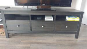 Meuble TV Ikea Hemnes