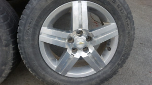 2008 Equinox wheels