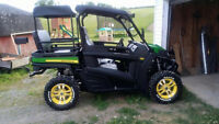 2013 John Deere RSX850i bought new in 2014