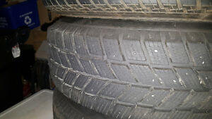 4 brand new tires with spare Cambridge Kitchener Area image 2