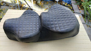 BMW /6 Airhead Touring Seat - Mayer/ Russel