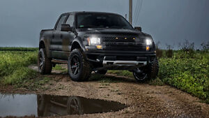 2011-13 Ford F-150 SuperCrew Raptor