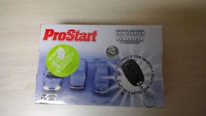 Remote Car Starter          New