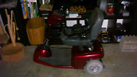 Shoprider Sovereign 3 scooter $350 obo.