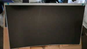 2X Samsung CF591 Series (C27F591FDN) 27-in LED Curved FHD 16:9 4