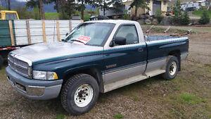 1994 Dodge Power Ram 2500 Pickup Truck