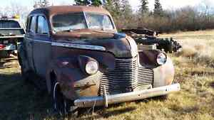 1940 chevy special delux