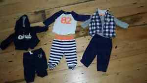 Baby Boys 3-6month clothing - EUC