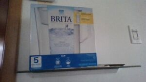New Brita water container