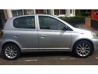 2003 Toyota Yaris 1.0l for sale - £750