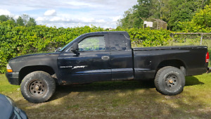 As-is Dodge dakota