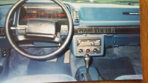 1990 Chevrolet Beretta G.T. Mint Condition Fast Car Kitchener / Waterloo Kitchener Area image 10