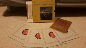 The Story of Great Music: Slavic Traditions Vinyl Set
