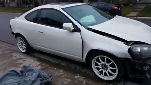 2005 RSX Type S - Pearl White - PARTS CAR - LOTS AVAILABLE!