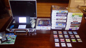 DS System kit & DS/3DS Games