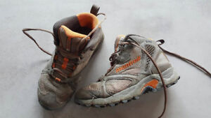 Montrail hiking boots