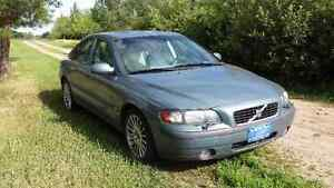 2003 Volvo S60 Gold Strip Sedan