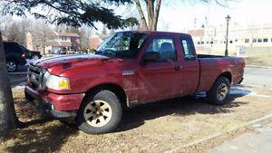 2006 Ford Ranger Xlt Pickup Truck