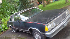 1980 Malibu great for parts or rebuild