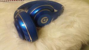 Beats By Dre Blue !!