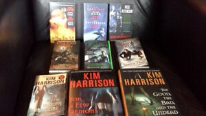 collection of supernatural thrillers by Jeaniene Frost & others