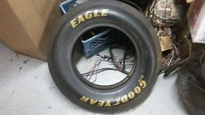 GOODYEAR EAGLE FRONT DRAG TIRES