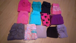 Box of girl clothing 0-3 months