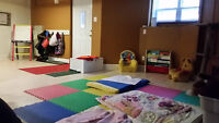 One Space Available in NDG daycare