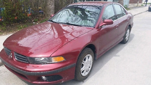 Galant Mitsubhi 2.4 L - Clean and Good Condition