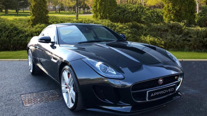 2014 Jaguar F-TYPE 3.0 Supercharged V6 S 2dr Automatic ...