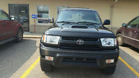 2002 Toyota 4Runner Badlands SUV, Crossover