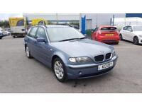 BMW 3 Series PETROL MANUAL 2002/K