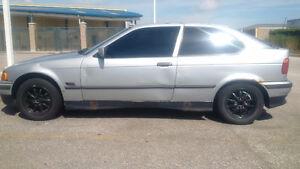 1996 BMW 3-Series Hatchback