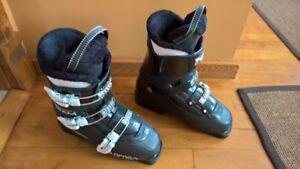 Bottes de Ski Salomon grandeur 25,5