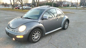 2005 VW BEETLE GLS COUPE-AUTO-FULL LOAD