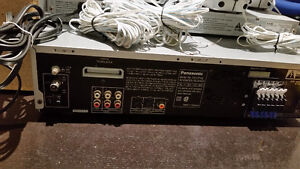 Panasonic Home Theatre System 5.1+ Philips DVD West Island Greater Montréal image 3