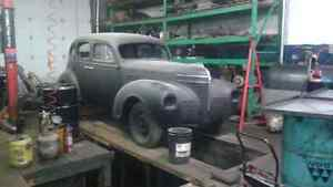 For sale 1939 Plymouth P8