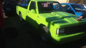 1989 Chevrolet S-10 no bad Pickup Truck