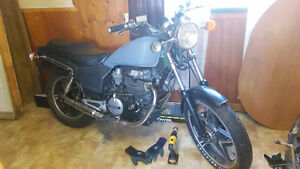 1983 Honda nighthawk cb450sc. Trade for cb750 project.