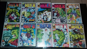 For Sale: Lot of Marvel Comics The Incredible Hulk Gatineau Ottawa / Gatineau Area image 3